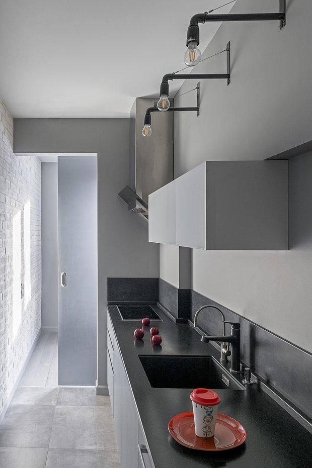 Фотография: Кухня и столовая в стиле Минимализм, Гид – фото на INMYROOM
