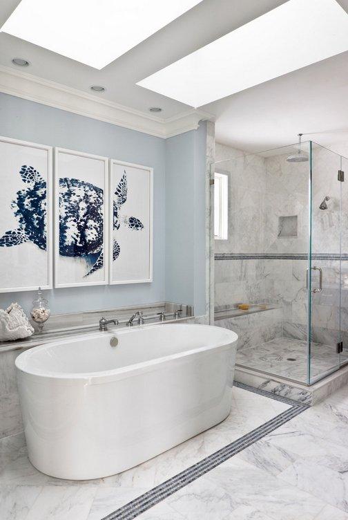 Фотография: Ванная в стиле Современный, Декор интерьера, Дизайн интерьера, Цвет в интерьере – фото на INMYROOM
