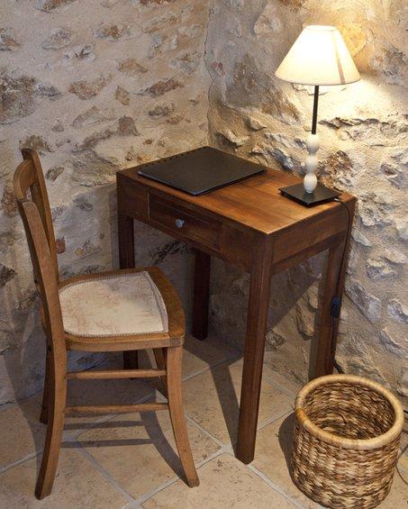 Фотография: Кабинет в стиле Прованс и Кантри, Интерьер комнат, Прованс – фото на INMYROOM