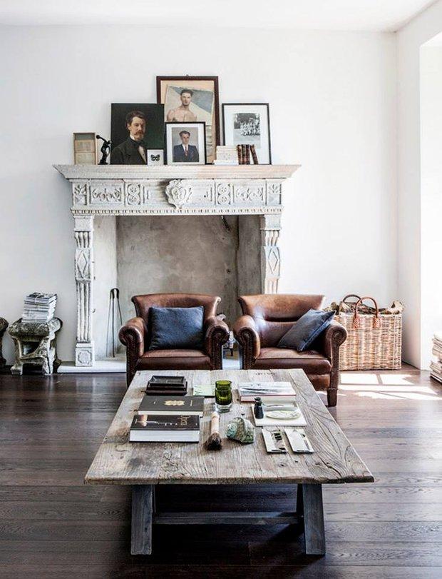 Фотография: Мебель и свет в стиле Эклектика, Декор интерьера, Дизайн интерьера, Цвет в интерьере, Советы, Белый – фото на INMYROOM