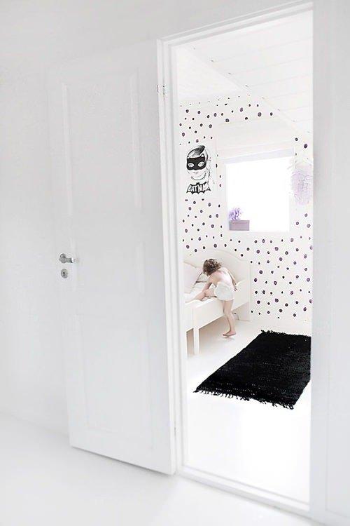 Фотография: Прочее в стиле , Детская, Декор интерьера, Интерьер комнат, Обои – фото на INMYROOM
