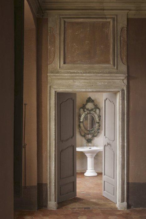 Фотография: Ванная в стиле Классический, Декор интерьера, Дом, Дома и квартиры, Прованс, Замок – фото на INMYROOM