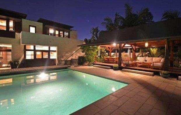 Фотография: Ландшафт в стиле Современный, Дом, Дома и квартиры, Интерьеры звезд – фото на INMYROOM