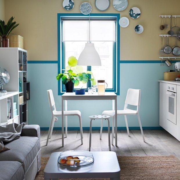 Фотография: Кухня и столовая в стиле Скандинавский, Гид, ИКЕА – фото на INMYROOM