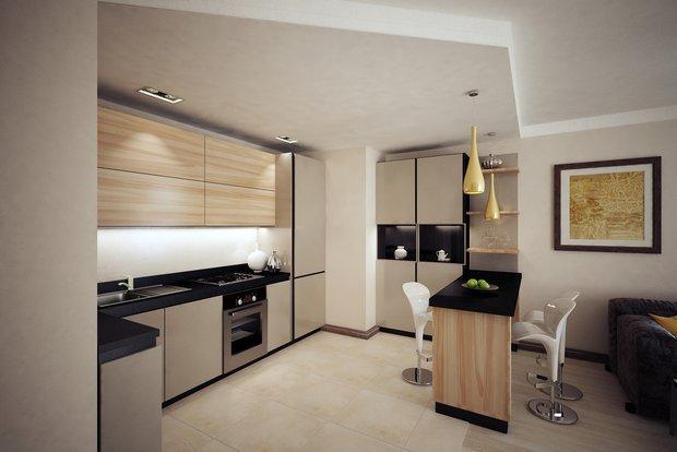 Фотография: Кухня и столовая в стиле Современный, Советы, Ремонт, Ремонт на практике – фото на INMYROOM