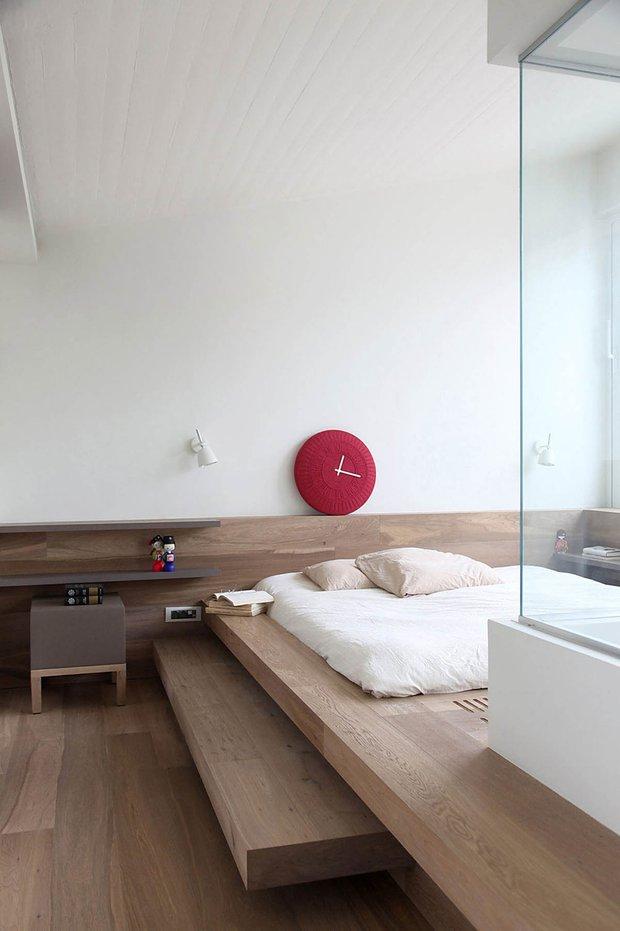 Фотография: Спальня в стиле Минимализм, Восточный, Советы, Ксения Мезенцева – фото на INMYROOM
