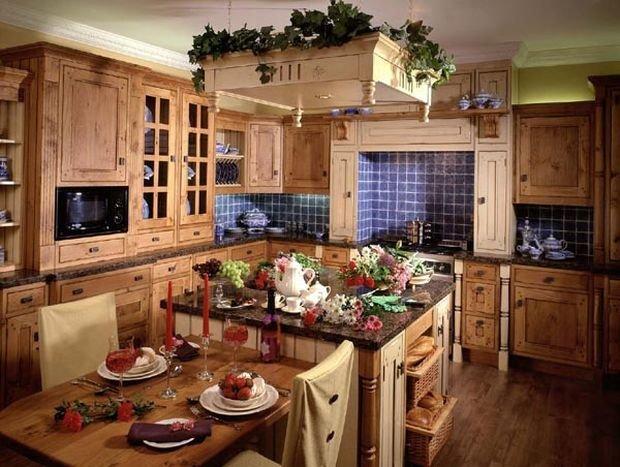 Фотография: Кухня и столовая в стиле Лофт, Прованс и Кантри, Декор интерьера, Квартира, Дом, Декор – фото на INMYROOM