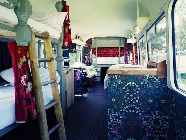 Фотография:  в стиле Прованс и Кантри, Дом, Дома и квартиры, Дом на колесах – фото на INMYROOM