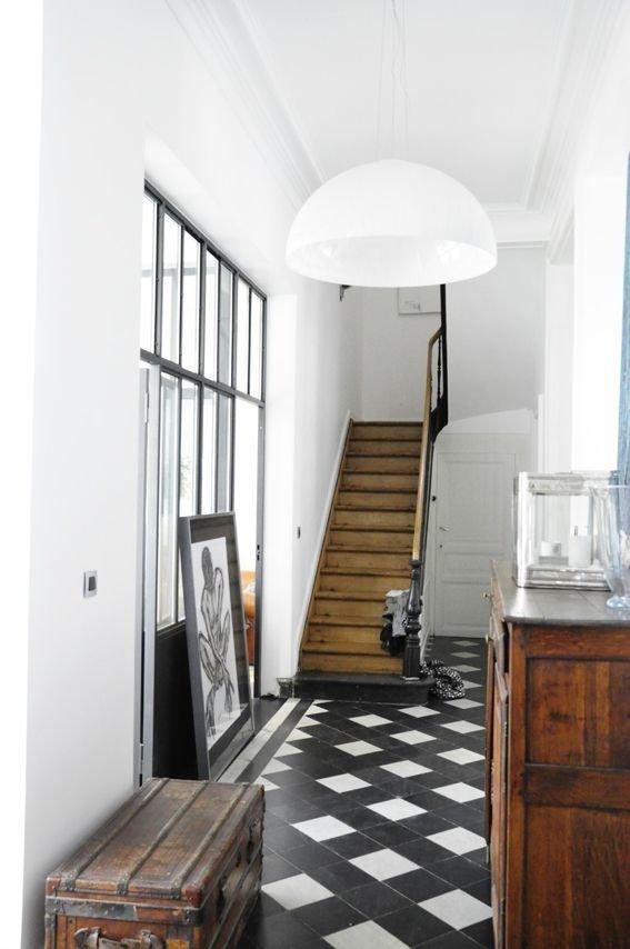 Фотография: Прихожая в стиле Лофт, Скандинавский, Декор интерьера, Мебель и свет – фото на INMYROOM