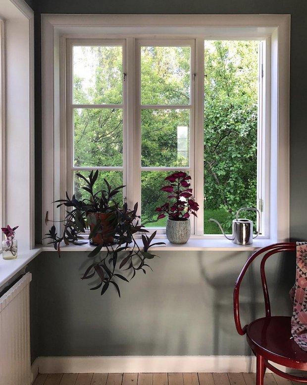 Фотография: Гостиная в стиле Прованс и Кантри, Декор интерьера, Дом, Швеция, Гетеборг, Уильям Моррис – фото на INMYROOM