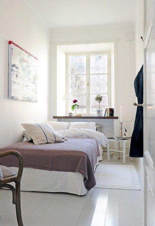 Фотография: Спальня в стиле Скандинавский, Декор интерьера, Интерьер комнат, Декор – фото на InMyRoom.ru