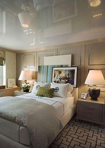 Фотография: Спальня в стиле Современный, Эклектика, Квартира, Советы, Ремонт на практике, Хрущевка – фото на INMYROOM