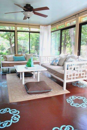 Фотография: Гостиная в стиле Прованс и Кантри, Декор интерьера, Декор дома, Пол – фото на INMYROOM