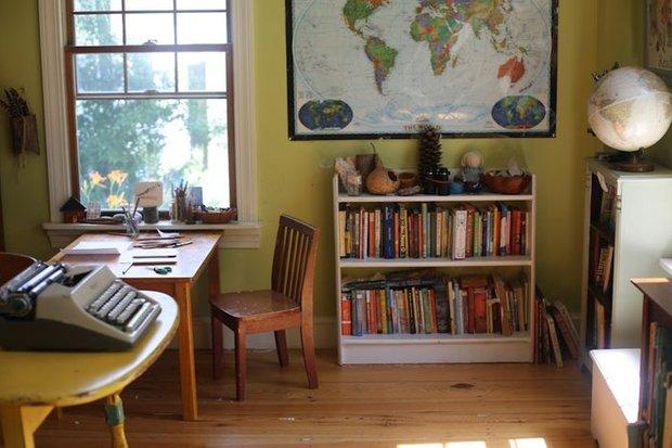 Фотография: Офис в стиле , Декор интерьера, Советы, Подоконник – фото на INMYROOM