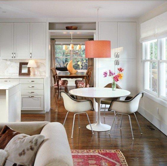 Фотография: Кухня и столовая в стиле Скандинавский, Декор интерьера, Мебель и свет, Светильник – фото на INMYROOM