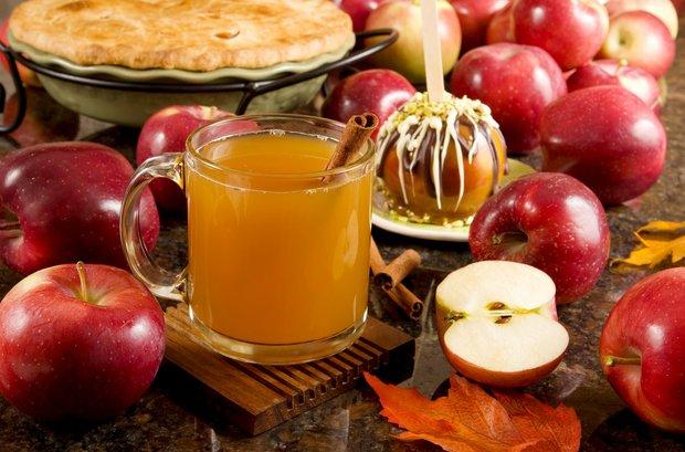 Фотография:  в стиле , Обзоры, Напитки, Осень – фото на INMYROOM