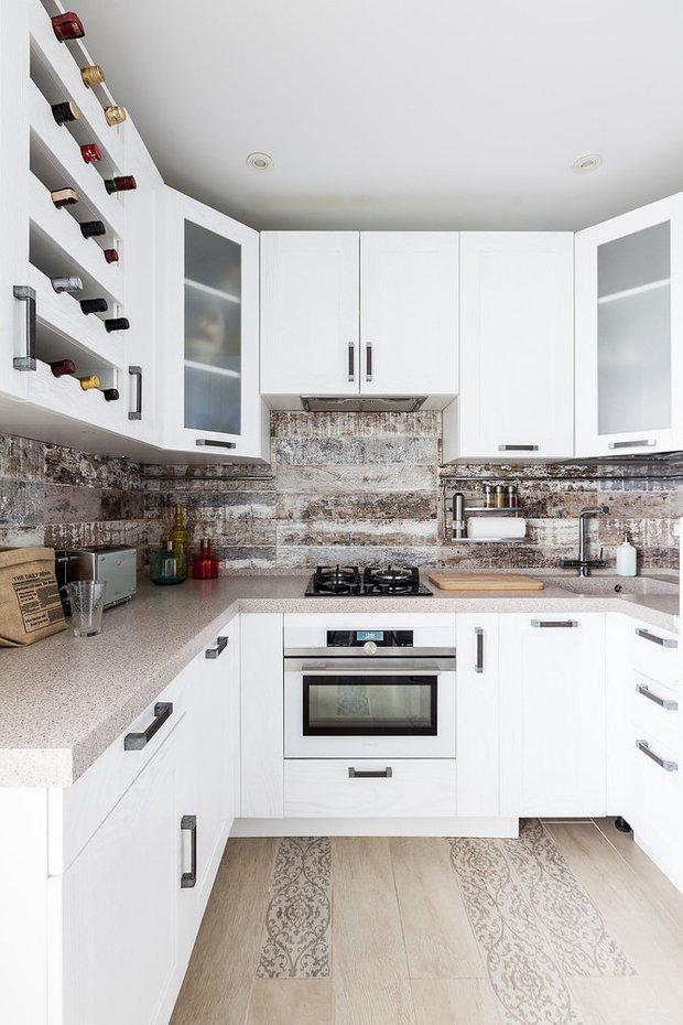 Дизайн: владельцы квартиры Карина и Юрий