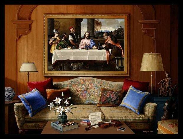 Фотография: Гостиная в стиле Скандинавский, Современный, Кухня и столовая, Спальня, Декор интерьера, Квартира, Дом – фото на INMYROOM