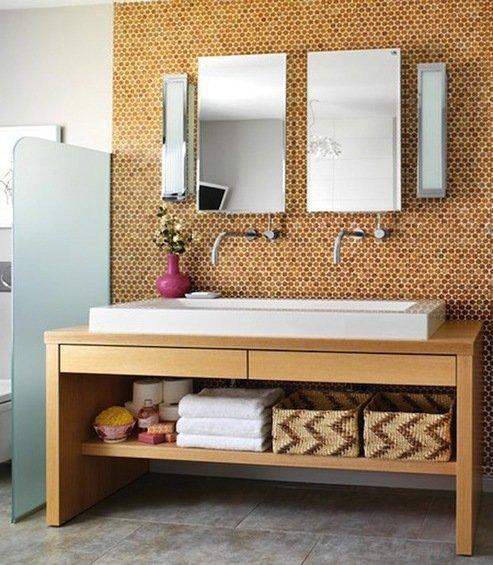 Фотография: Ванная в стиле Эко, Декор интерьера, Декор дома – фото на INMYROOM