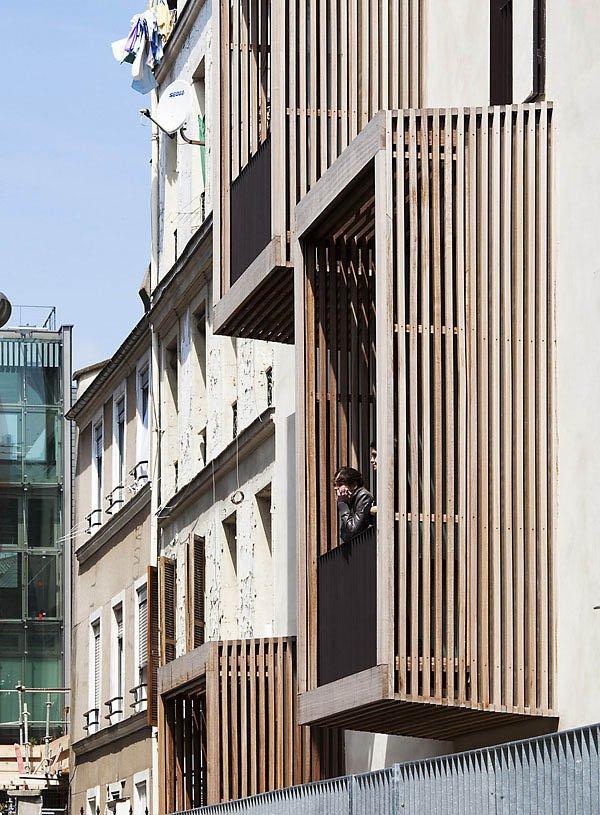 Фотография: Архитектура в стиле , Дома и квартиры, Городские места – фото на INMYROOM