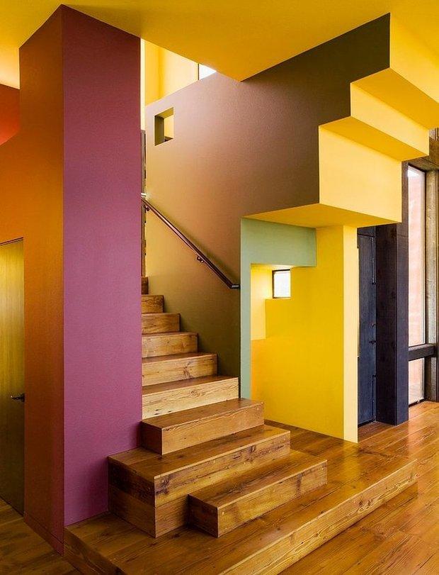 Фотография: Архитектура в стиле Хай-тек, Декор интерьера, Дизайн интерьера, Цвет в интерьере – фото на INMYROOM