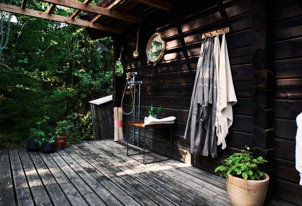 Фотография:  в стиле , Декор интерьера, Дача, Серый, Дом и дача – фото на INMYROOM