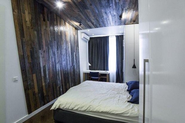 Фотография: Спальня в стиле Лофт, Скандинавский, Гид – фото на INMYROOM