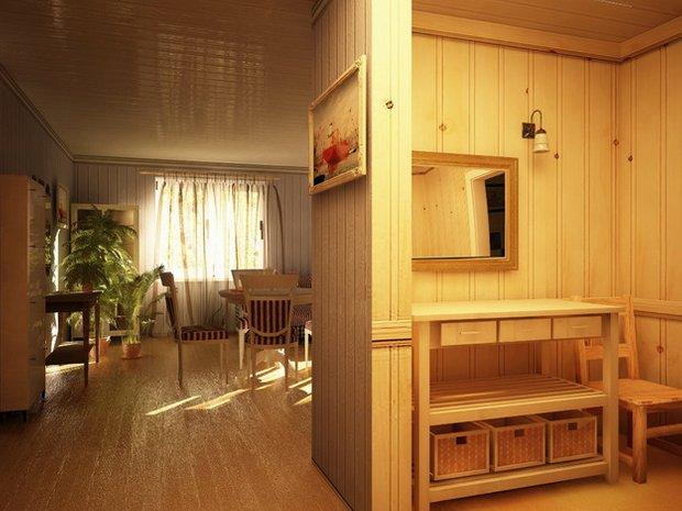 Фотография: Прихожая в стиле Прованс и Кантри, Современный, Дом, Дома и квартиры – фото на INMYROOM