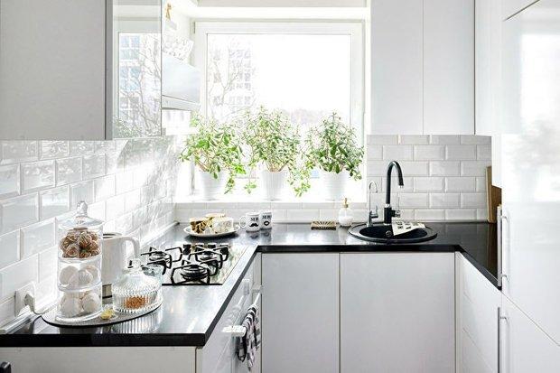 Фотография: Кухня и столовая в стиле Скандинавский, Советы, Planoplan, Shelnat – фото на INMYROOM
