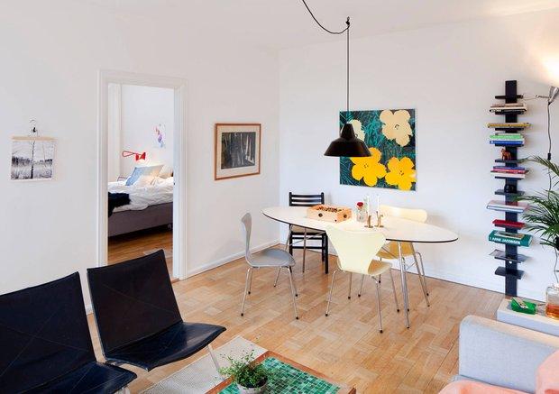 Фотография: Кухня и столовая в стиле Скандинавский, Декор интерьера, Квартира, Дома и квартиры – фото на INMYROOM