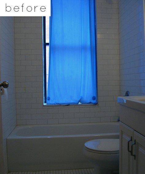 Фотография: Ванная в стиле Скандинавский, DIY, Интерьер комнат, Переделка – фото на INMYROOM
