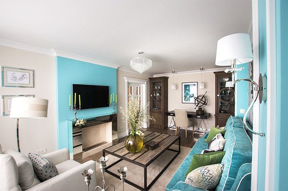 Фотография: Гостиная в стиле Прованс и Кантри, Декор интерьера, Интерьер комнат – фото на INMYROOM