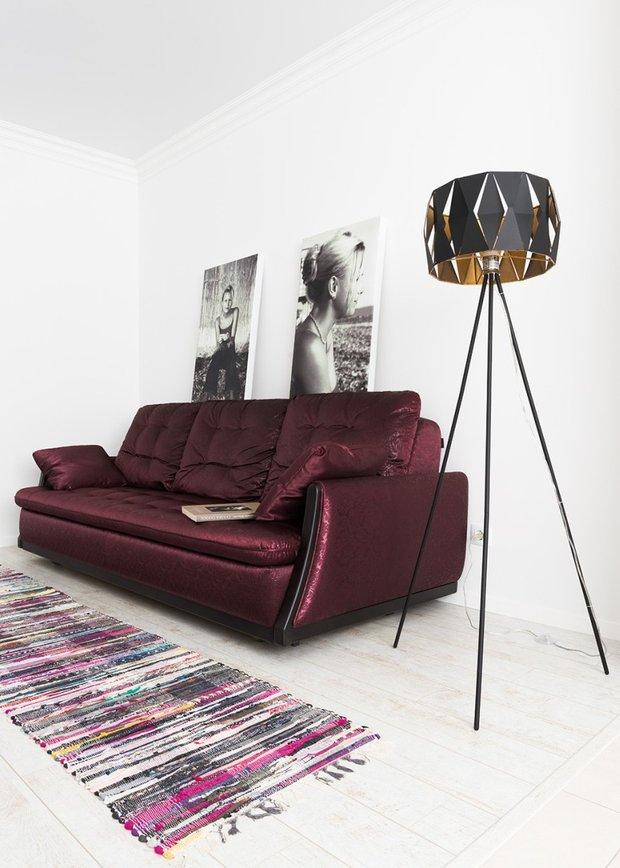 Фотография: Гостиная в стиле Лофт, Декор интерьера, Декор дома, Картины – фото на INMYROOM