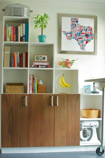Фотография:  в стиле , Кухня и столовая, Классический, Современный, Декор интерьера, Квартира, Хранение, Декор, Переделка – фото на INMYROOM