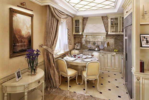 Фотография: Кухня и столовая в стиле Классический, Декор интерьера, Декор, Советы, антитренды – фото на INMYROOM