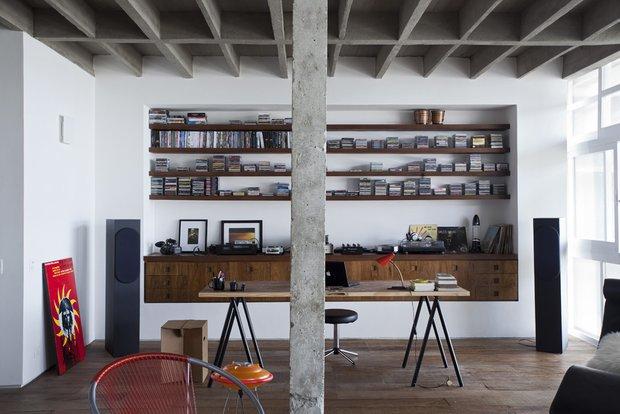 Фотография: Кухня и столовая в стиле Лофт, Современный, Стиль жизни, Советы – фото на InMyRoom.ru