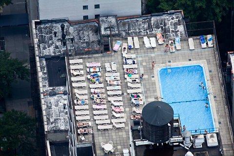 Фотография: Гостиная в стиле Современный, Эко, Дома и квартиры, Городские места, Нью-Йорк – фото на INMYROOM