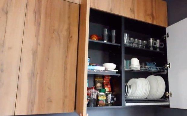 Фотография:  в стиле , Кухня и столовая, Ремонт на практике, Сталинка, 60-90 метров – фото на INMYROOM