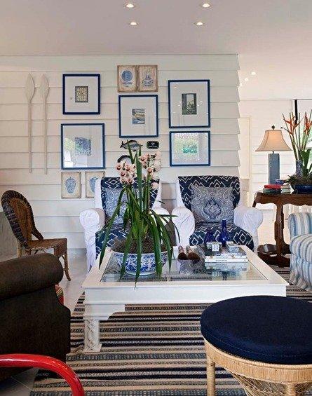 Фотография: Гостиная в стиле Прованс и Кантри, Декор интерьера, Квартира, Дом, Стиль жизни, Советы – фото на INMYROOM