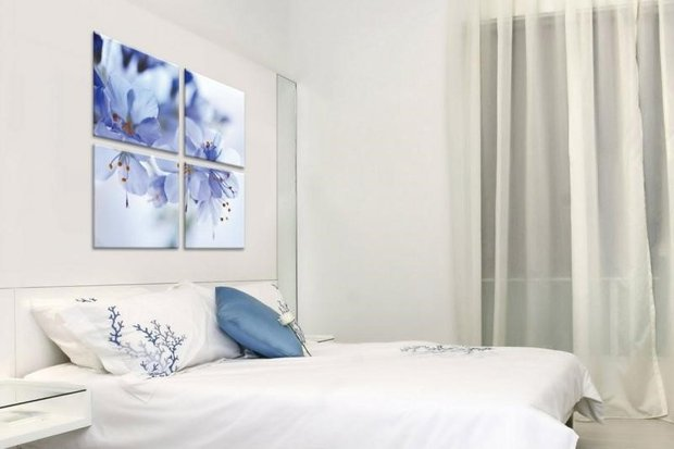 Фотография:  в стиле , Спальня, Декор интерьера, Советы – фото на InMyRoom.ru