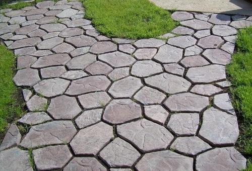 Фотография:  в стиле , Ландшафт, Советы, садовая дорожка, как сделать дорожку в саду, идеи садовых дорожек – фото на INMYROOM