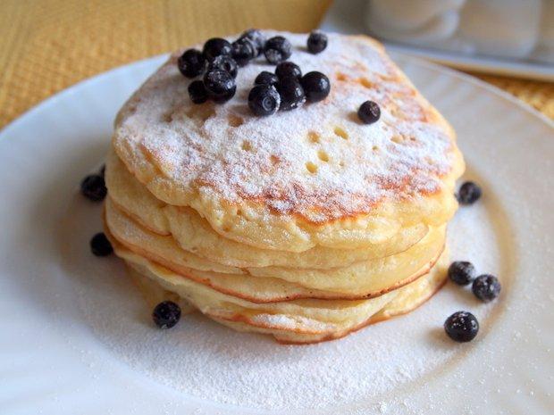 Фотография:  в стиле , Завтрак, Сладенького, Жарить, Кулинарные рецепты, Тесто, Легкий завтрак, 30 минут – фото на INMYROOM