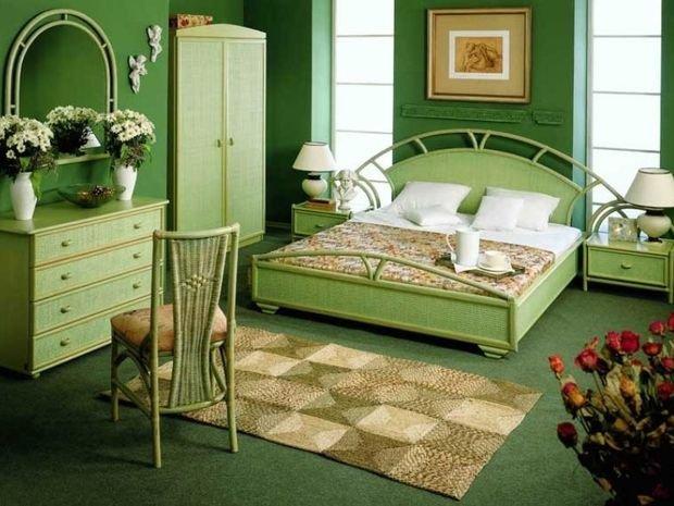 Фотография: Ванная в стиле Скандинавский, Спальня, Декор интерьера, Квартира, Дом, Декор, Зеленый – фото на INMYROOM