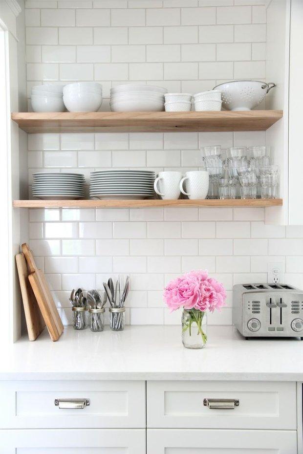 Фотография: Кухня и столовая в стиле Скандинавский, Хранение, Стиль жизни, Советы – фото на INMYROOM