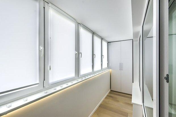 Фотография: Балкон, Терраса в стиле Современный, Гостиная, Декор интерьера, Интерьер комнат, Тема месяца – фото на INMYROOM