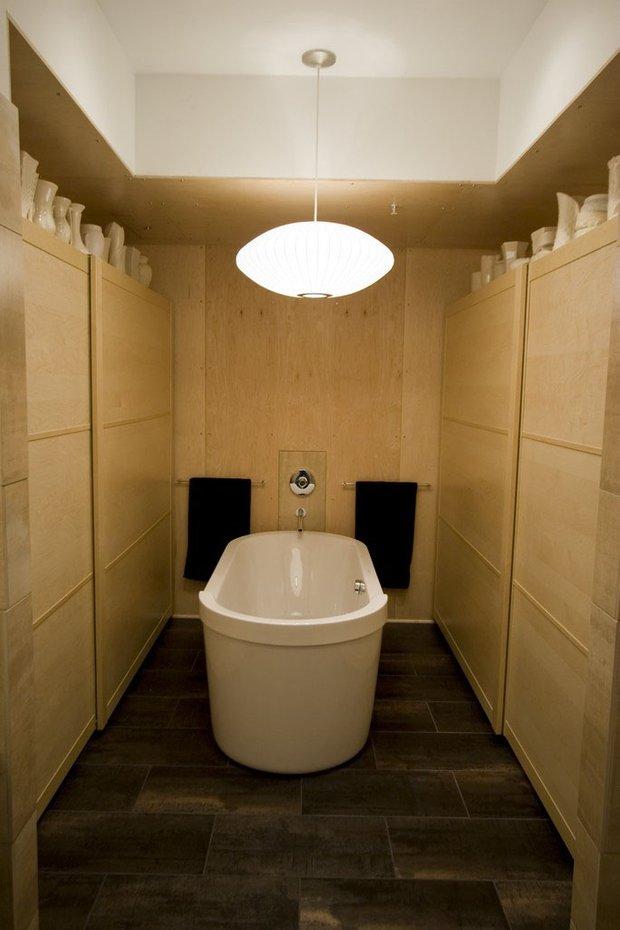 Фотография: Ванная в стиле Восточный, Квартира, Дома и квартиры, Проект недели – фото на INMYROOM