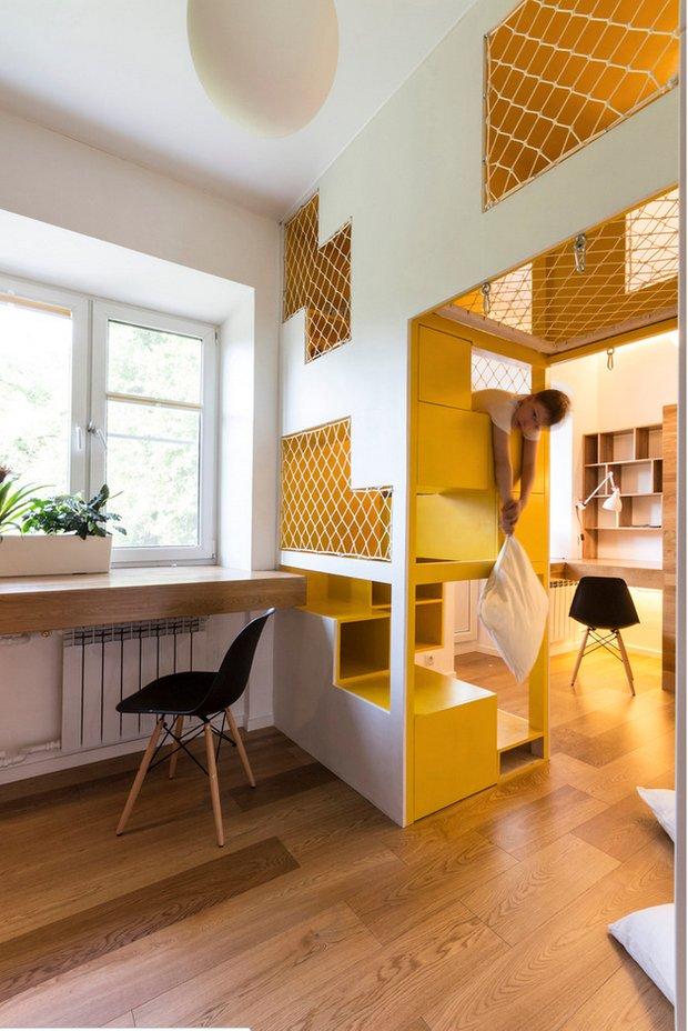 Дизайн: Дарья Бутахина и Александр Кудимов, мастерская Ruetemple