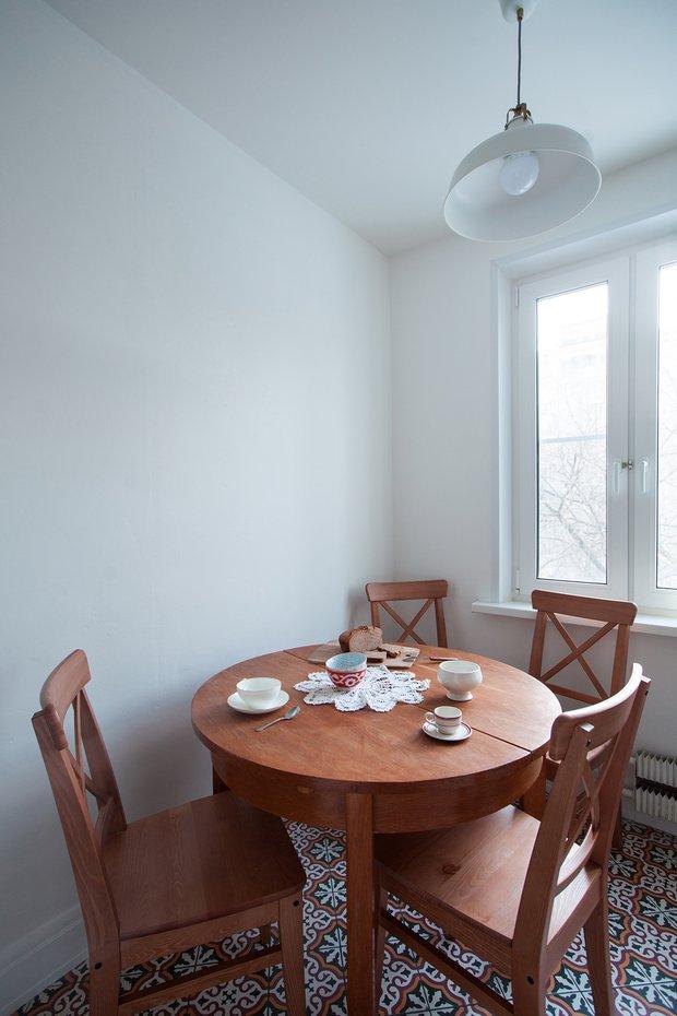 Фотография: Кухня и столовая в стиле Минимализм, Декор интерьера, Малогабаритная квартира, Советы, ИКЕА, Мария Жучкова – фото на INMYROOM