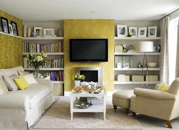 Фотография: Гостиная в стиле Прованс и Кантри, Декор интерьера, Квартира, Дом – фото на INMYROOM