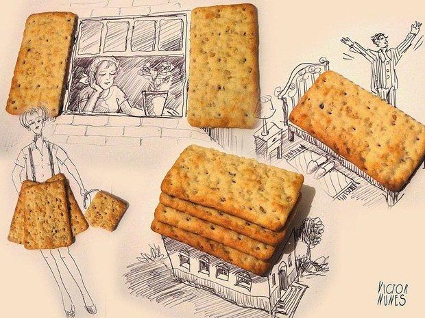 Фотография:  в стиле , Истории, Истории людей, FoodArt – фото на INMYROOM